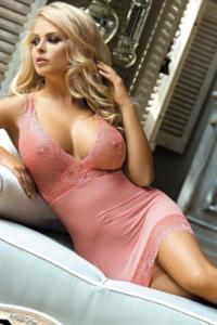 Sexy lingerie roze