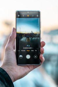 Huawei P30 Pro telefoonhoesje