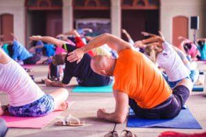 yoga je lichaam in balans