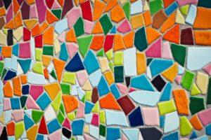 mozaiek matje